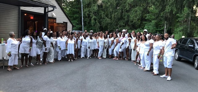 "All White ""Pop Up"" Party 2019"